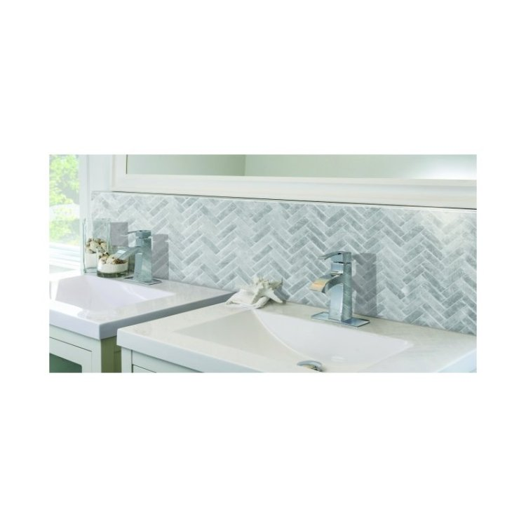 Mosaik+Cortina+Grigio+10.58_+x+9.72_+Peel+&+Stick+Mosaic+Tile+in+Gray